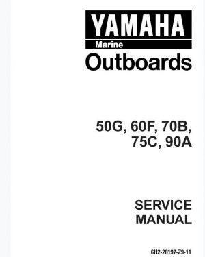 Yamaha 60F_70B_75C_90A Service Manual