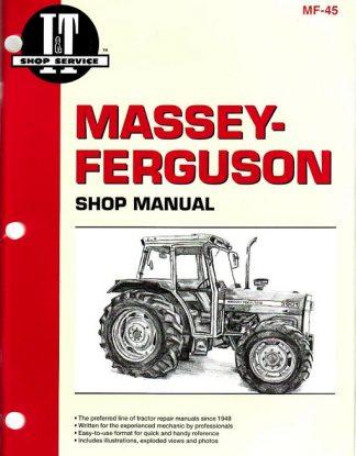 Massey Ferguson MF-45 Tractor Shop Manual